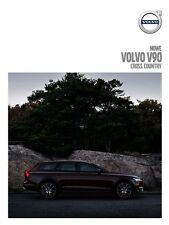 2018 MY Volvo V90 Cross Country catalogue brochure