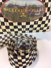 """5 Yards MacKenzie-Childs 1.5"""" Taffeta Ribbon"""