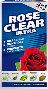 Bug Clear Ultra Fruit & Veg, Flowers, Rose, Vine, Fungus Clear Ultra 3in1 Action
