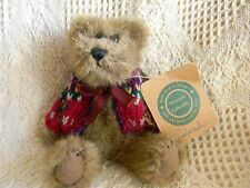 """Boyds EDEN II ~ 6"""" plush with sweater ~ #91391 issued 1996"""