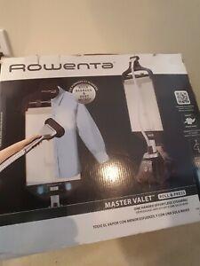 Rowenta IS6300 Master Valet Full Size Garment Steamer NEW
