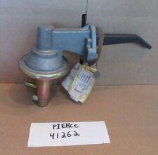 NOS USA Made Pierce #40768 fuel pump 1970 GM Truck and 1970-1971 Chevrolet