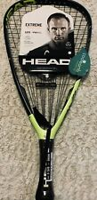 HEAD GRAPHENE 360 + EXTREME 165 gram Racquetball Racquet New Model! OEM Warranty