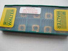 10 Walter Insertos De Carburo p28475-3 grado wtl14 (P 28475-3 p284753