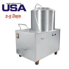【UPS】Commercial Potato Peeler Automatic Sweet Potato Peeling &Cleaning Machine