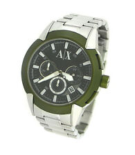 NEW ARMANI EXCHANGE CHRONOGRAPH 50M MENS WATCH AX1175
