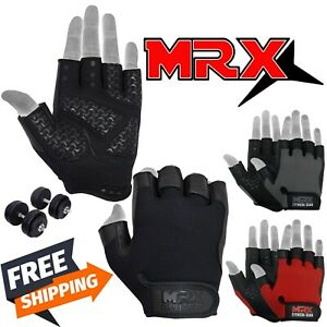 US Men/Women Gym Gloves Workout Weight Lifting Bodybuilding Exercise Cycling