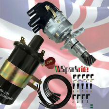 Stealth 43D Electronic Distributor Ford X- Flow with Coil & HT leads