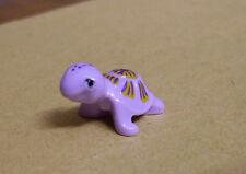 Lego Schildkröte Turtle lila Babyschildkröte Tier Tiere Wassertiere Taucher Neu