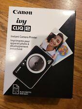 Canon Ivy Cliq2 - Instant Camera Printer, NEW!