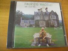 MAURIZIO VANDELLI SEI NEI 90  CD MINT- EQUIPE 84 BEATLES VASCO ROSSI