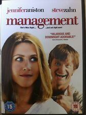 Jennifer Aniston STEVE ZAHN Management ~ 2008 Comedia Romántica GB DVD