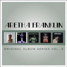 Original Album Series, Vol. 2 [Slipcase] by Aretha Franklin (CD, Sep-2013, 5...