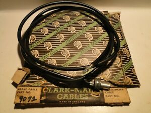 1955-1967 Volkswagen VW Transporter Bus 81 & 1/4 Inch Speedometer Cable NOS