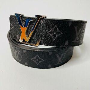 Black belt Louis Vuitton INITIALES, 38 мм