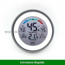 Thermomètre Hygromètre Digital LCD sans fil Température intérieure / humidité
