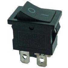 4 Pin DPST Rocker Switch 13x19mm
