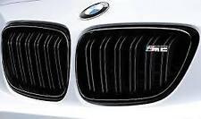 Genuine BMW M2 F87 M Performance Black Kidney Grilles