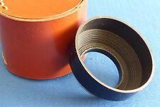Screw in Plastic Lens Hood 34mm  (F)