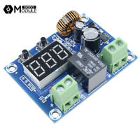 XH M609 DC12-36V Low Voltage Battery Disconnect Protection Module Output