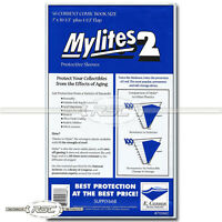 50 - Mylites 2 Current 2-Mil Mylar Comic Book Bags by E. Gerber (700M2)