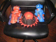 He-Man vintage Attak Trak Roton & Other MOTU Vehicles