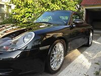 Unikat: Porsche 911 Carrera Cabrio 454 PS Roadster Tiptronic S (TTP-TURBO)
