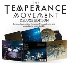 "The Temperance Movement ""The Temperance Movement"" Deluxe 2CD Digisleeve - NEW!"