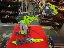 Meccano-Erector Meccasaur Programmable Robotic Dinosaur Building Set FOR PARTS