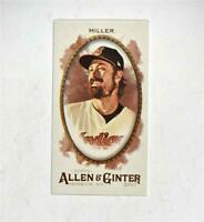 2017 Topps Allen and Ginter Mini #238 Andrew Miller - NM-MT