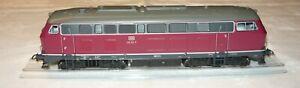 Roco 72181, Diesellok BR 215 der DB, Ursprungszustand, Epoche IV, H0, NEU&OVP