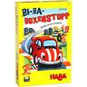 Bi-Ba-Boxenstopp Juego de Dados de haba Juguete Educativo 305260
