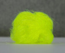 10g Angelina Fibre Citronella Yellow Heat Bondable Crafts Fusible Felting Dreads