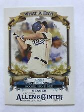 2017 Allen & Ginter What A Day #WAD-58 Corey Seager Los Angeles Dodgers NM/MT