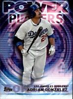 2014 Topps Update Power Players Baseball #1-250 - Your Choice *GOTBASEBALLCARDS