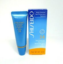 Shiseido  Sun Protection  Eye Cream SPF 34 ~ .6 Oz / 15 ml ~ BNIB