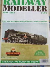 December Railway Modeller Rail Transportation Magazines
