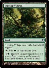MTG MAGIC THE GATHERING - TREETOP VILLAGE - KNIGHTS VS DRAGONS - NEAR MINT!