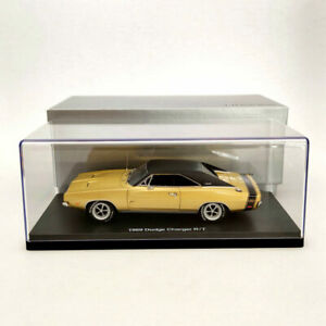 1/43 1969 Dodge Charger R/T 426 Hemi (XS29) - gold Resin Limited Models