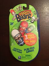 Mighty Beanz Series 1 Set Of 3