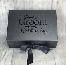 Groom Gift Box/best Man/ Usher Gift Box