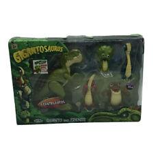 Jakks Gigantosaurus Giganto & Friends Toy Action Figures Articulated Characters