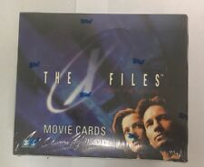 Topps X Files The Movie 36 Pack Factory Sealed Hobby Box. HTF