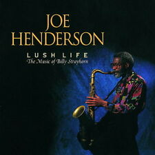 Joe Henderson Lush Life The Music Of Billy Strayhorn 1992 Verve CD Album