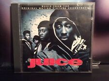 Juice Original Movie Soundtrack CD Album MCAD-10462 90's Film Hip Hop Rap 2Pac