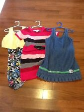 Lot of 3 Girl's Sixe 6X Dresses: Pink Angel, RMLA & hartstrings Brand