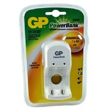 GP PowerBank s360 NiMH AA AAA Quality Safe Eco Rechargable Battery Charger NEW