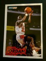 1993 94 FLEER #28 MICHAEL JORDAN CHICAGO BULLS HOF