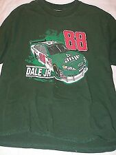 Collectible 2008 #88 Nascar Dale Earnhardt Jr. green tshirt