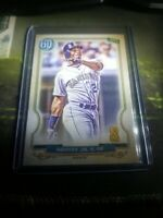 KEN GRIFFEY JR. - 2020 Topps Gypsy Queen Baseball Base SP Variation No. 318